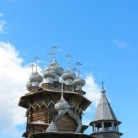 Кижский погост. Покровская церковь :: Avada Kedavra!
