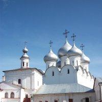 Купола Софийского собора :: Иван Нищун