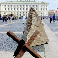Акция «Мы насмерть стояли у стен Ленинграда». Противотанковые ежи :: Вера Моисеева