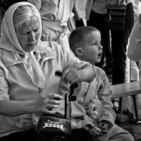 Бабушка... :: Наталья Костенко