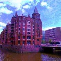 Hamburg, Speicherstadt :: Nina Yudicheva