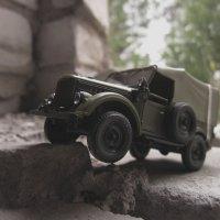 ГАЗ-69 :: Павел Зюзин