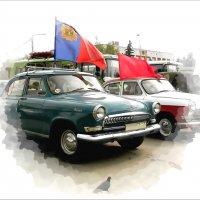 """ГАЗ - 21 на празднике """"Радио FM"""" :: Николай Староверов"""