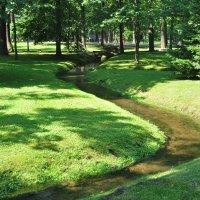 небольшая речушка в Рязанской области :: AllaSaa