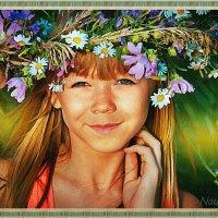 Солнечная девочка :: Лидия (naum.lidiya)