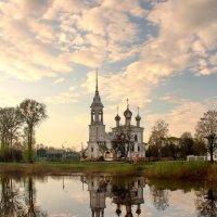 На Вологде реке :: Александр Лукин