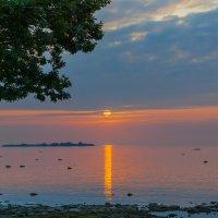 Вечерний залив 3 :: Виталий
