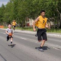 Перед финишем!!! :: Юрий Сименяк