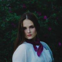 фотосессия цвета фуксии :: Татьяна