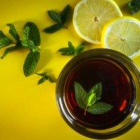 Чай с лимоном! :: Антон Кудряшов