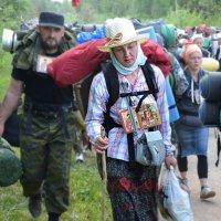 Великорецкий крестный ход 2016. Лица. :: Борис Гуревич