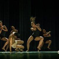 госэкзамен КПТ у хореографов :: Дмитрий Бубер