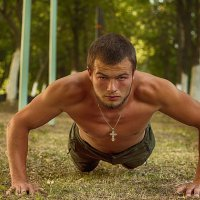 В здоровом теле... :: Saloed Sidorov-Kassil