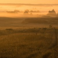 туман в низине :: Олег