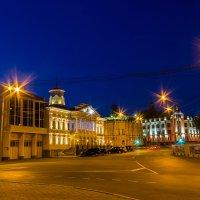 Площадь Ленина :: Дима Пискунов