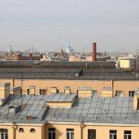 Крыши Питера :: Александр Алексеенко