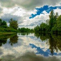 Устье рек Аивиенксте и Педедзе :: Снежана Пундуре