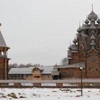 Церковь Покрова Пресвятой Богородицы. :: Александр Алексеенко