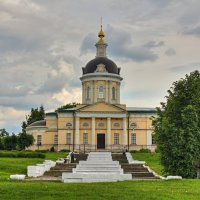 Церковь Архангела Михаила :: Константин