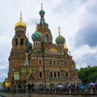 Спас-на-Крови :: Виктор Орехов