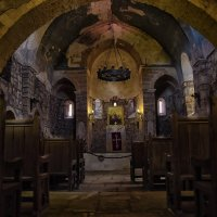Старая Армянская церковь.. Феодосия.. :: Юлия Романенко