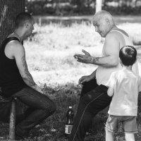 Мальчик, иди в жопу! :: Вячеслав Филиппов