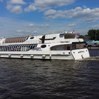 Москва-река :: ovatsya /Ирина/ Никешина