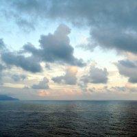Крым. Чёрное море. Закат. :: Fededuard Винтанюк