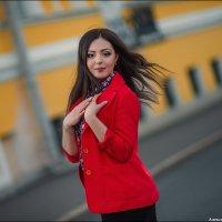 Ветер в волосах... :: Алексей Латыш