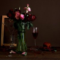 Пролитое вино :: Наталья Казанцева