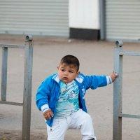 Мужичок с ноготок :: Мария Зайцева