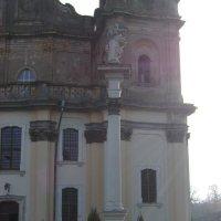 Статуя  Пресвятой  Богородицы  в  Городенке :: Андрей  Васильевич Коляскин