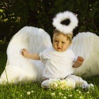 Ангелы среди нас :: Анна Кокарева