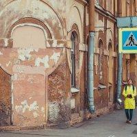 старая улица в питере :: Nurga Chynybekov