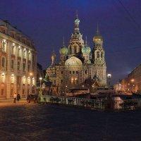 В белую ночь :: Сергей Григорьев