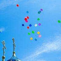 Праздник в честь святой Троицы. :: Сергей Щербатюк