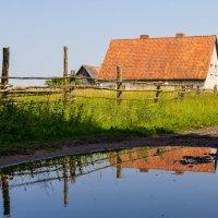 Типичный деревенский домик Восточной Пруссии :: Игорь Вишняков