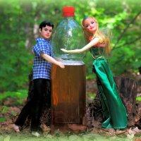 Найти отдохновение в лесной глуши)) :: Андрей Заломленков
