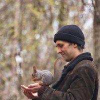 И орешки все грызет... :: Владимир Брагилевский