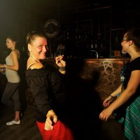 Танцующая Мадонна :: Любовь Гайшина