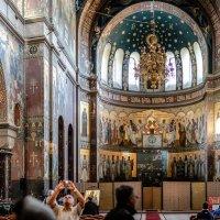 Новоафонский монастырь. Абхазия. :: Владимир Дороненко
