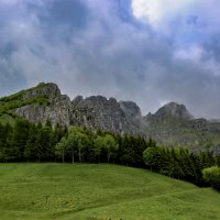 в горах :: Анна Рид