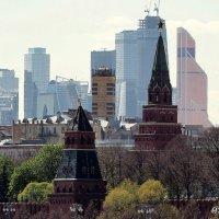 вершки старые и новые :: Олег Лукьянов