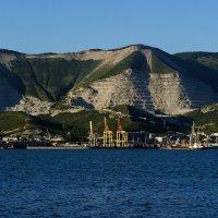 Цемесская бухта :: Алиса Терновая