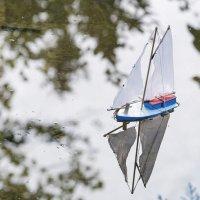 Одинокий кораблик :: Андрей Майоров
