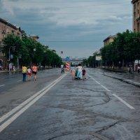 Пройдусь по дороге в день города :: Света Кондрашова