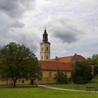Сербский православный монастырь. :: Cергей Павлович