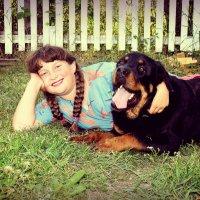 Плюшки - Маша и Портос :: Ирина Хусточкина