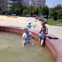 Лето в фонтане! :: Serg