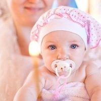 Таинство крещения :: Наталья Тривайлова
